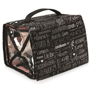 Mary Kay Cosmetic Toiletries Travel-Roll Up Bag